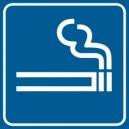 Piktogram Tu wolno palić