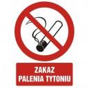 Znak Zakaz palenia tytoniu