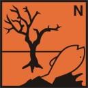 Znak Substancja niebezpieczna dla środowiska