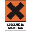 Znak Substancja szkodliwa