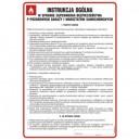 Instrukcja w sprawie zapewnienia bezpieczeństwa ppoż. garaży i warsztatów samochodowych