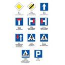 Znaki drogowe informacyjne